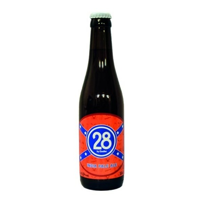 28 Ipa cl 33 - Birrificio Caulier - Birra artigianale in stile India Pale Ale