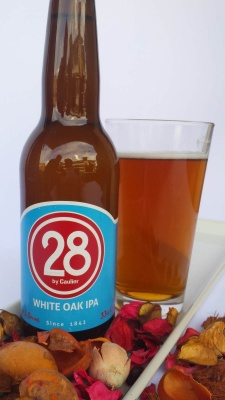 28 WHITE OAK IPA cl 33 - Birrificio Caulier - Birra artigianale in stile White Ipa