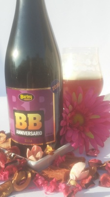 BB Anniversario 2016 CL 75 - Birrificio Barley - Birra artigianale in stile Italian Grape Ale