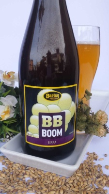 BB Boom CL 75 - Birrificio Barley - Birra artigianale in stile Italian Grape Ale