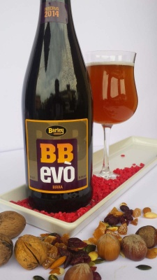 BB EVO CL 75 - Birrificio Barley - Birra artigianale in stile Italian Grape Ale
