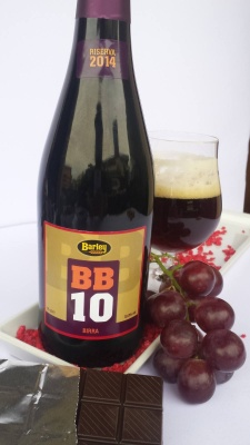 BB10 CL 75 - Birrificio Barley - Birra artigianale in stile Italian Grape Ale