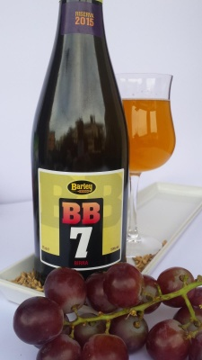 BB7 CL 75 - Birrificio Barley - Birra artigianale in stile Italian Grape Ale