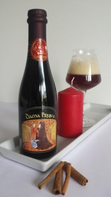 DAMA BRUN-A cl 37,5 - Birrificio Loverbeer - Birra artigianale in stile Italian Grape Ale