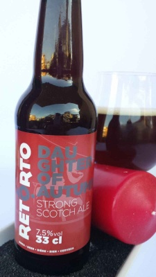 DAUGHTER OF AUTUMN cl 33 - Birrificio Retorto - Birra artigianale in stile Scotch Ale