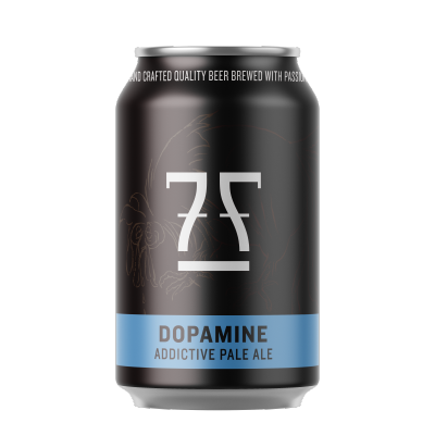DOPAMINE ADDICTIVE LATTINA cl 33 - Birrificio 7FJELL - Birra artigianale in stile American Pale Ale
