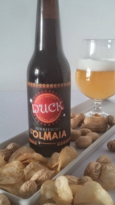DUCK cl 75 - Birrificio l'Olmaia - Birra artigianale in stile Belgian Strong Ale