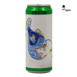 EASY PREY LATTINA cl 33 - Birrificio Brewski - Birra artigianale in stile Double Ipa