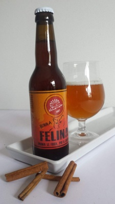 FELINA cl 33 - Birrificio Menaresta - Birra artigianale in stile Belgian Strong Ale