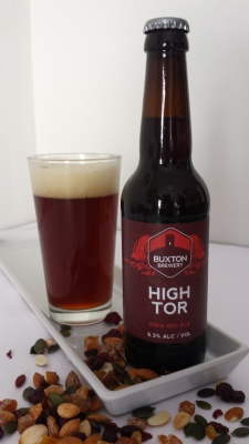 HIGH TOR cl 33 - Birrificio Buxton - Birra artigianale in stile India Red Ale