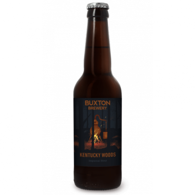 KENTUCKY WOODS cl 33 - Birrificio Buxton - Birra artigianale in stile Imperial Stout