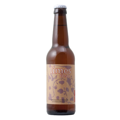 LIMES ROSA cl 33 - Birrificio Bruton - Birra artigianale in stile Italian Grape Ale
