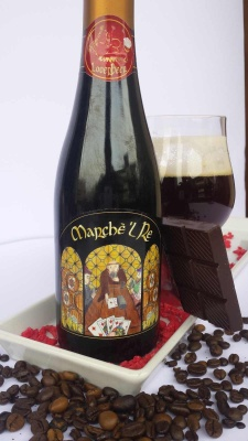 MARCHE L'RE cl 37,5 - Birrificio Loverbeer - Birra artigianale in stile Imperial Stout