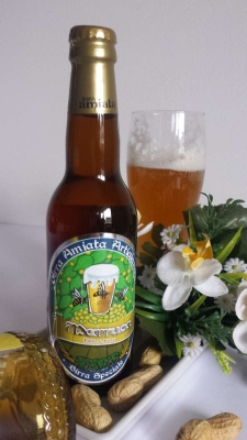 MARRUCA 75 CL  - Birrificio Amiata - Birra artigianale in stile Blonde Ale