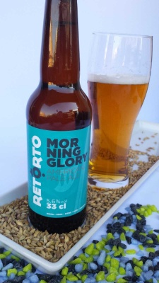 MORNING GLORY cl 33 - Birrificio Retorto - Birra artigianale in stile American Pale Ale