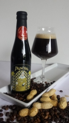 PAPESSA cl 37,5 - Birrificio Loverbeer - Birra artigianale in stile Imperial Stout