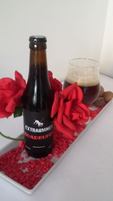 QUADRUPEL cl 33 - Birrificio extraomnes - Birra artigianale in stile ABT/QUADRUPEL