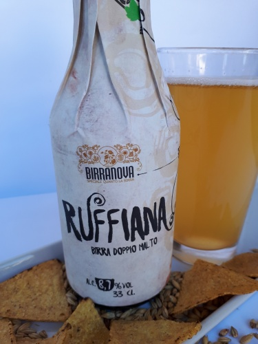 RUFFIANA cl 33 - Birrificio Birranova - Birra artigianale in stile Italian Grape Ale