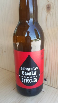STRO.BI cl 33 - Birrificio Badalà - Birra artigianale in stile English Bitter