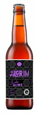 THE PILGRIM cl 33 - Birrificio Brewfist - Birra artigianale in stile Barley Wine