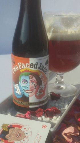 TWO FACED JACK cl 33 - Birrificio Brouwerij Het Nest - Birra artigianale in stile Belgian Dark Strong Ale