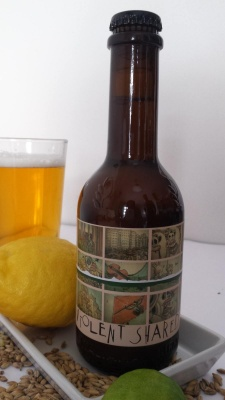 VIOLENT SHARED cl 33 - Birrificio Opperbacco - Birra artigianale in stile India Pale Ale