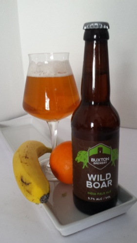 WILD BOAR cl 33 - Birrificio Buxton - Birra artigianale in stile India Pale Ale