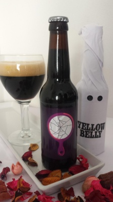 YELLOW BELLY cl 33 - Birrificio Buxton - Birra artigianale in stile Imperial Stout