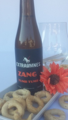ZANG TUMB TUMB cl 33 - Birrificio Extraomnes - Birra artigianale in stile Fruit Beer